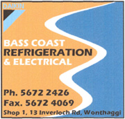 Bass Coast Refrigeration & Electrical