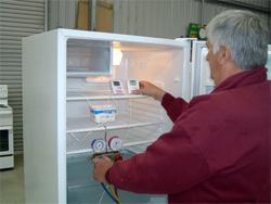Stuart Slee Airconditioning & Refrigeration - fridge repairs, refridgerator repairs and freezer repairs in Leongatha