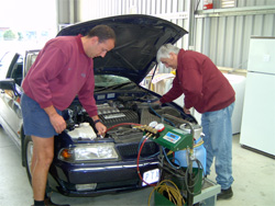 Stuart Slee Airconditioning & Refrigeration - car air conditioner repairs in Leongatha