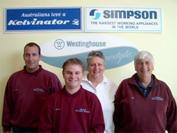 Stuart Slee Airconditioning & Refrigeration - whitegoods repair service including washing machines, dryers, dish washers, air-conditioners, car air-conditioners, refridgerators and freezers in Leongatha