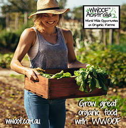 Grow great food with WWOOF - World Wide Opportunities on Organic Farms