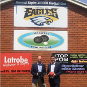 Sporting Clubs in Morwell Electorate Set to Score from Vichealth Funding
