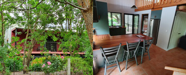 Alpine Cabin Holiday Apartment - note that Stonehenge Farmstay Camping Ground' is now operating as 'The Stockmans Camp'