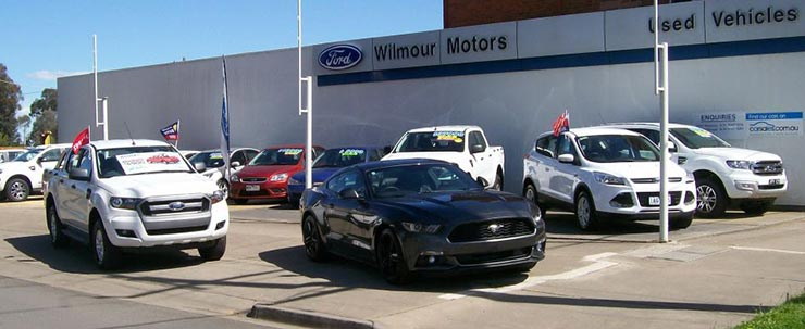 Need your car repaired or serviced in Maffra - Wilmour Motors, your local Ford dealership
